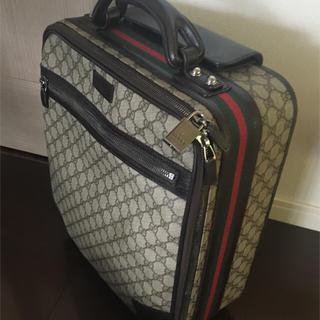 1ec959a696 グッチ 機内持ち込み スーツケース/キャリーバッグ(レディース)の通販 9 ...