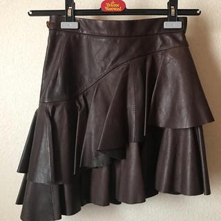 ヴィヴィアンウエストウッド(Vivienne Westwood)のVivienne  スカート2点(ミニスカート)