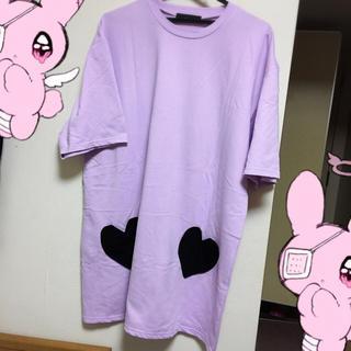 ファンキーフルーツ(FUNKY FRUIT)のFUNKY FRUIT ✳︎ ビッグTシャツ(Tシャツ(半袖/袖なし))