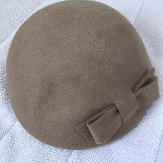 アンアナザーアンジェラス(an another angelus)のクラシカルベレー帽(ハンチング/ベレー帽)
