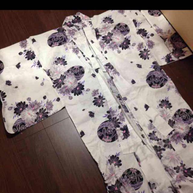 d917460e40f GRL - レディース 浴衣帯セット グレイル 白 花 完売品早い者勝ちの通販 ...