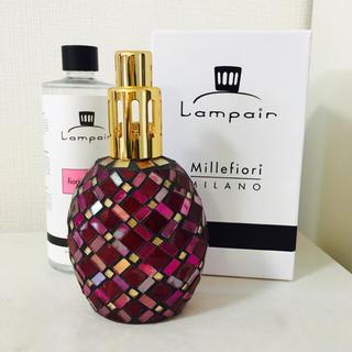 【未使用】Lampair*アロマランプ(アロマポット/アロマランプ/芳香器)