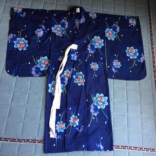 シマムラ(しまむら)の女児用浴衣 130(甚平/浴衣)
