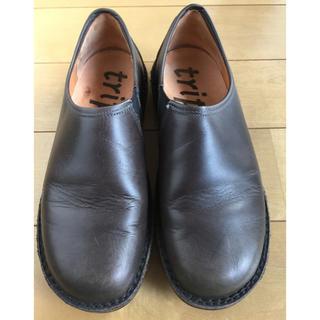 トリッペン(trippen)のtrippen 革靴(ローファー/革靴)