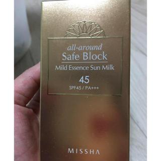 ミシャ(MISSHA)のMISSHA 日焼け止め(日焼け止め/サンオイル)