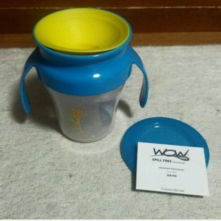 wow baby キッズ/ベビー/マタニティの授乳/お食事用品(マグカップ)の商品写真