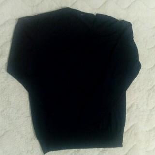 ムジルシリョウヒン(MUJI (無印良品))のスクールセーター(ニット/セーター)