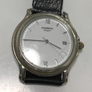 ザノベッティー(ZANOBETTI)の腕時計 zanobetti メンズ(腕時計(アナログ))