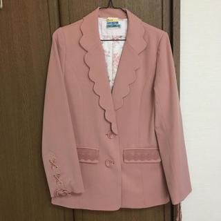 リズリサ(LIZ LISA)のリズリサ♡スカラップジャケット(テーラードジャケット)