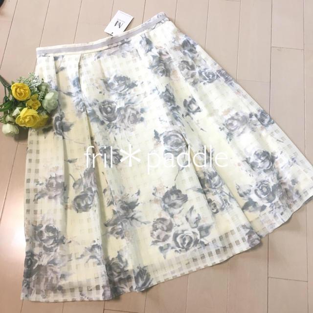 Rumi様 専用 レディースのスカート(ひざ丈スカート)の商品写真