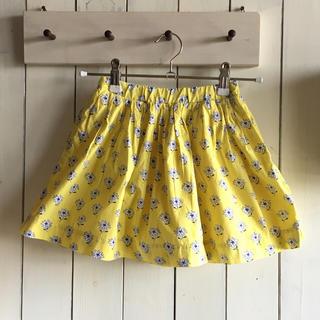 ベビーギャップ(babyGAP)のtmk様専用☆GAPのフレアスカート 100cm♡ギャップ 黄色(スカート)
