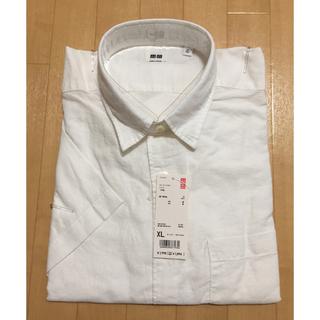 ユニクロ(UNIQLO)の新品未使用 ユニクロ半袖シャツ(シャツ)