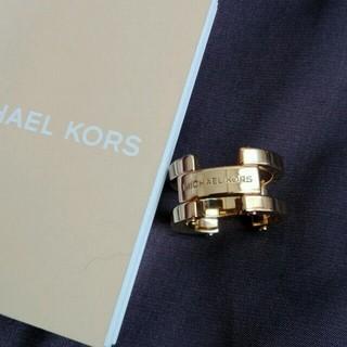 マイケルコース(Michael Kors)のマイケルコース☆リング☆指輪(リング(指輪))