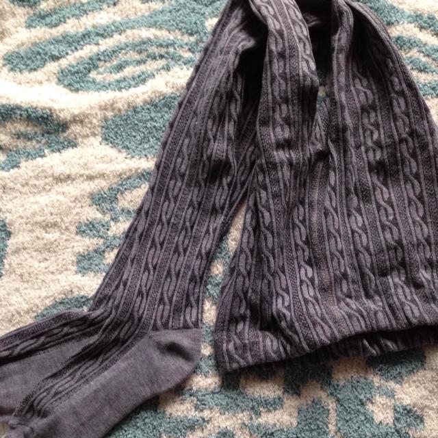 三つ編みタイツ レディースのレッグウェア(タイツ/ストッキング)の商品写真