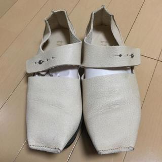 トリッペン(trippen)のトリッペン☆trppen☆レザーシューズ☆(ローファー/革靴)