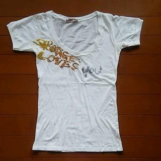 サボタージュ(sabotage)のSABOTAGE レディス Tシャツ(Tシャツ(半袖/袖なし))
