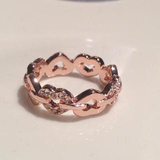 ♡のリング(リング(指輪))
