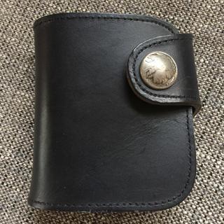 インディアン(Indian)の《未使用》 インディアンコンチョ牛革財布(折り財布)