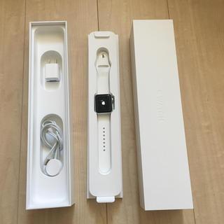 アップル(Apple)のApple Watch シリーズ2 38mm (その他)