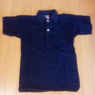 フォーティーファイブアールピーエム(45rpm)の45rpm ポロシャツ 綿100% ネイビー(ポロシャツ)