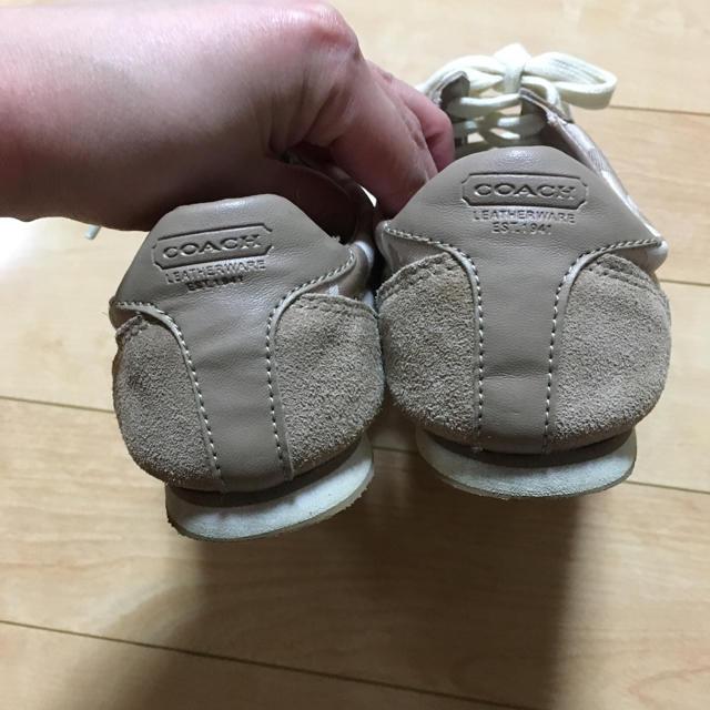 COACH(コーチ)のCOACH スニーカー レディースの靴/シューズ(スニーカー)の商品写真