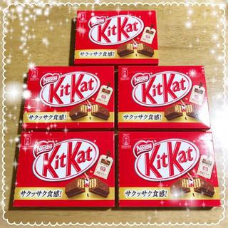ネスレ(Nestle)の【送料込み】ネスレ♡キットカット♡5個セット♡(菓子/デザート)