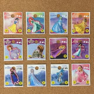 アイロンワッペン  ディズニー  ミニ  プリンセス(各種パーツ)