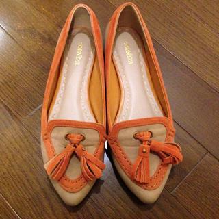 ランダ(RANDA)のRANDA♡タッセルローファー(ローファー/革靴)
