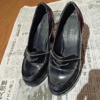 ミスティック(mystic)のmystic◇エナメルヒールローファー(ローファー/革靴)