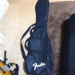 フェンダー(Fender)のフェンダー ベース用ソフトケース(ケース)