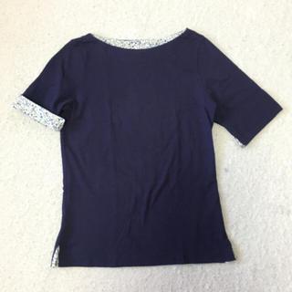 ムジルシリョウヒン(MUJI (無印良品))の無印良品  トップス(Tシャツ(半袖/袖なし))