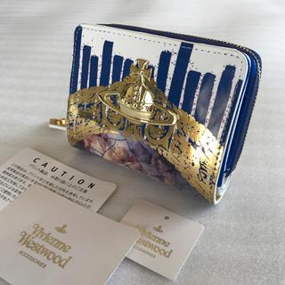 ヴィヴィアンウエストウッド(Vivienne Westwood)の新品 ヴィヴィアンウエストウッド 財布 レディース レザー メインライン レア(財布)