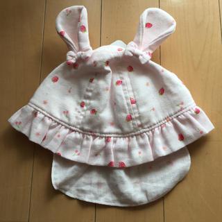 トイザラス(トイザらス)の<<新品未使用>> トイザらス 乳幼児帽子 44cm(帽子)
