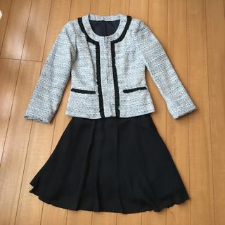 ニッセン(ニッセン)の小さいサイズスーツ  ネイビー(スーツ)