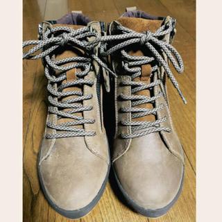 クッシーフットウェア(Cushe Footwear)のクッシー(cushe) レザー カジュアルスニーカー(ブーツ)