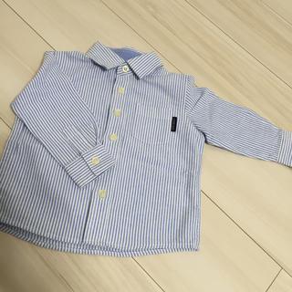 ニシマツヤ(西松屋)のシャツ男の子80(シャツ/カットソー)