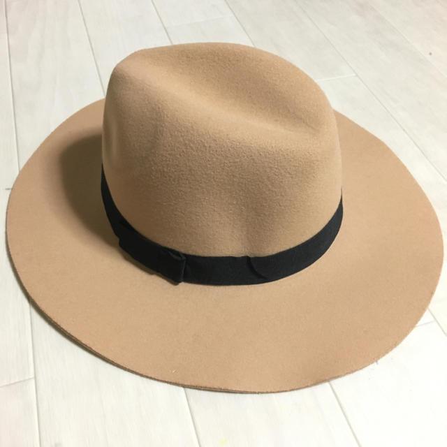 EMSEXCITE(エムズエキサイト)の新品 ウールハット レディースの帽子(ハット)の商品写真