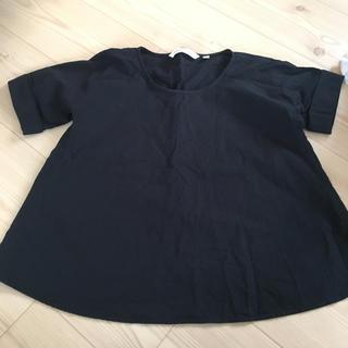 ルメール(LEMAIRE)のユニクロ×LEMAIREトップス(シャツ/ブラウス(半袖/袖なし))
