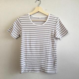 ムジルシリョウヒン(MUJI (無印良品))の無印良品 半袖ボーダー(Tシャツ(半袖/袖なし))