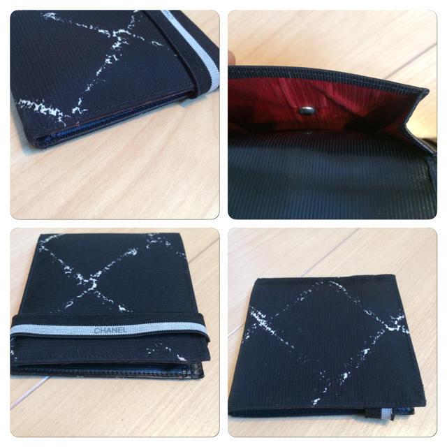 CHANEL(シャネル)の正規品 シャネル 財布 旧 トラベルライン シール有り レディースのファッション小物(財布)の商品写真