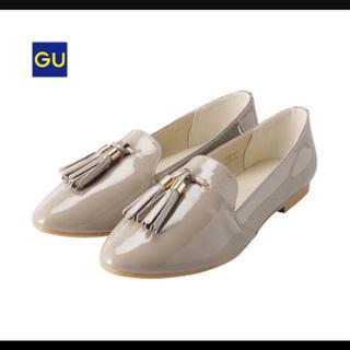 ジーユー(GU)のGU☆タッセルオペラシューズ(ローファー/革靴)