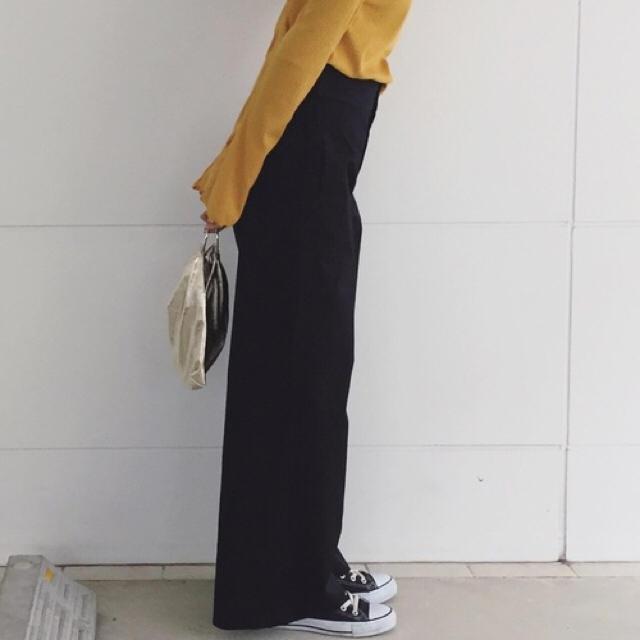 Adam et Rope'(アダムエロぺ)のパープル様☆専用☆ レディースのパンツ(カジュアルパンツ)の商品写真