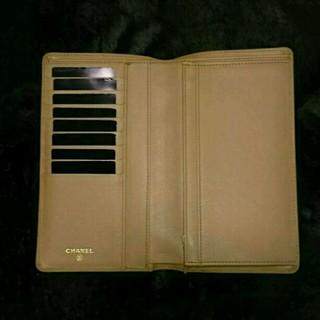 CHANEL(シャネル)の大値下げ❗♥極美品  シャネル CHANEL 長財布 レディースのファッション小物(財布)の商品写真