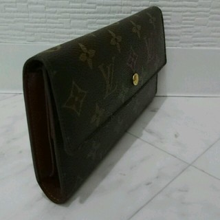 LOUIS VUITTON(ルイヴィトン)の再再再再値下げ❗超美品 モノグラム 長財布 ルイヴィトン レディースのファッション小物(財布)の商品写真