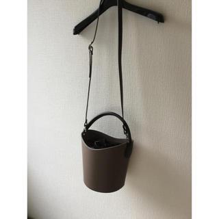 デプレ(DES PRES)のrw様専用 5/7までkeep デプレ 革 バケツ バッグ(ショルダーバッグ)