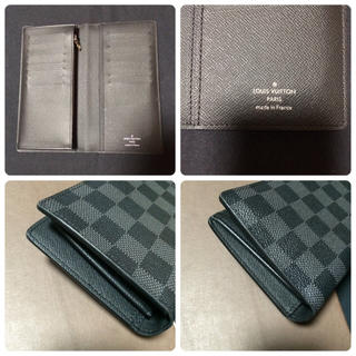LOUIS VUITTON(ルイヴィトン)のLOUIS VUITTON ポルト・フォイユ・プラザ レディースのファッション小物(財布)の商品写真