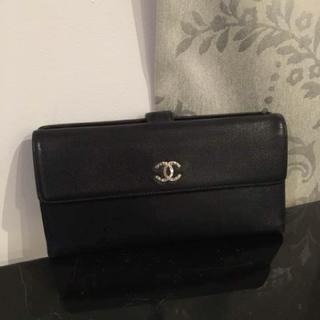 CHANEL(シャネル)のシャネル 長財布 レディースのファッション小物(財布)の商品写真