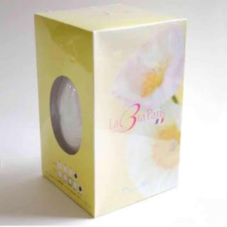 送料無料 シリコンブラ ブラパリ ホワイト Bカップ サイズ 色 変更不可 赤字(ヌーブラ)