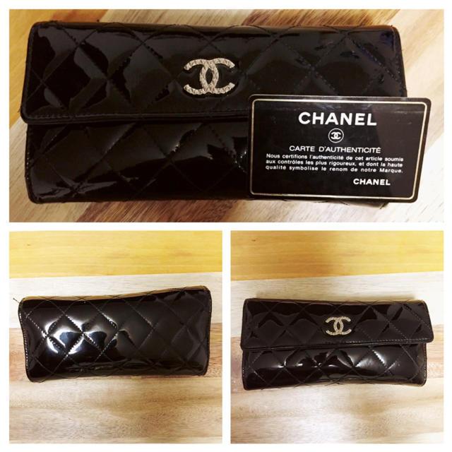 CHANEL(シャネル)のシャネルの財布 レディースのファッション小物(財布)の商品写真