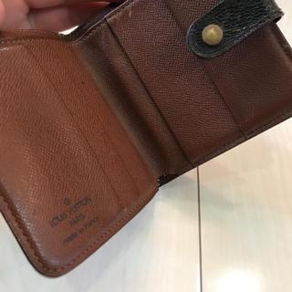 LOUIS VUITTON(ルイヴィトン)のルイヴィトン☆二つ折り財布 レディースのファッション小物(財布)の商品写真